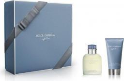 Dolce & Gabbana Light Blue Pour Homme Zestaw dla mężczyzn