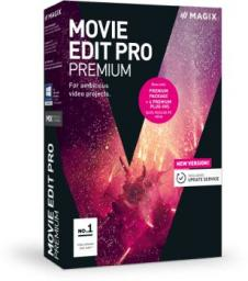 Magix Movie Edit Pro 2018 Premium WIN ESD (829940)