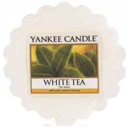 Yankee Candle Wax wosk White Tea 22g