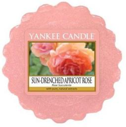 Yankee Candle Wax wosk Sun-Drenched Apricot Rose 22g