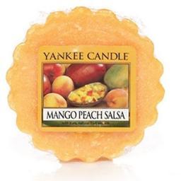 Yankee Candle Wax wosk Garden Mango Peach Salsa 22g
