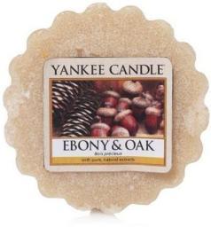 Yankee Candle Wax wosk Garden Ebony & Oak 22g