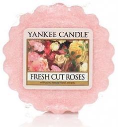Yankee Candle Wax wosk Fresh Cut Roses 22g