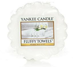 Yankee Candle Wax wosk Fluffy Towels 22g