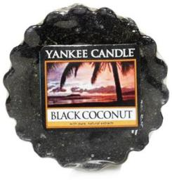 Yankee Candle Wax wosk Black Coconut 22g