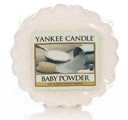 Yankee Candle Wax wosk Baby Powder 22g