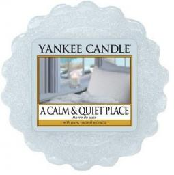 Yankee Candle Wax wosk A Calm & Quiet Place 22g