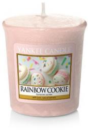 Yankee Candle Votive świeczka zapachowa Rainbow Cookie 49g