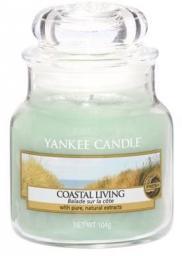Yankee Candle Small Jar mała świeczka zapachowa Coastal Living 104g