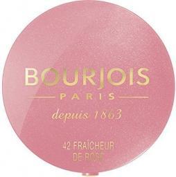 Bourjois Paris Little Round Pot Blusher róż do policzków 42 Fraicheur de Rose 2.5g
