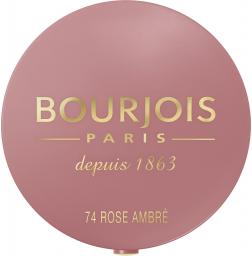 BOURJOIS Paris Little Round Pot Blusher róż do policzków 74 Rose Ambre 2.5g