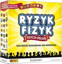 Egmont Gra Ryzyk Fizyk Deluxe