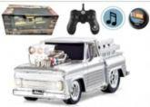 Norimpex Auto na radio srebrne/złote USB NO-1001303 - NO-1001303