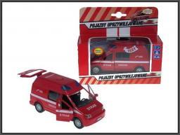 Hipo Auto Van - Straż pożarna z dźwiękiem (HKG078)