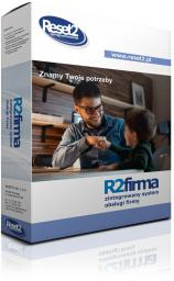 Program Reset2 R2firma Standard - księga/faktury/magazyn/1firma/2st (ZCABC4)