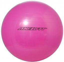 Axer Fit Piłka gimnastyczna Standard różowa 65cm (A1744)