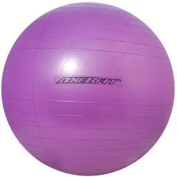 Axer Fit Piłka gimnastyczna Anti-Burst fioletowa 65cm (A1759)