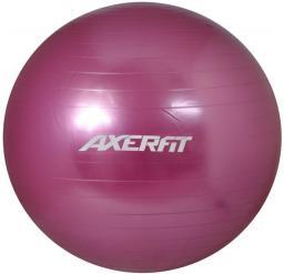 Axer Fit Piłka gimnastyczna fioletowa 55cm (A0578)