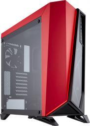 Obudowa Corsair Smart case Carbide Series Spec-Omega,  Biało czerwony (CC-9011120-WW)