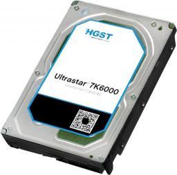 "Dysk serwerowy HGST HDD (Hitachi) Ultrastar 7K6000 ( HDD 4TB ; 3.5"" ; SATA III ; 128 MB ; 7200 obr/min ) (HUS726040ALA614)"
