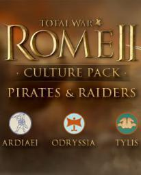 Total War: Rome II - Pirates and Raiders Culture Pack, ESD