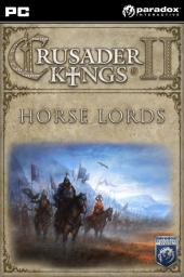 Crusader Kings II - Horse Lords, ESD