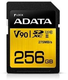 Karta ADATA SDXC Premier ONE 256G (ASDX256GUII3CL10-C)