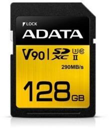 Karta pamięci ADATA SD Premier ONE 128GB (ASDX128GUII3CL10-C)