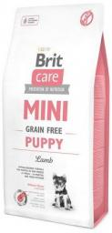 Brit Care Grain Free Mini Puppy Lamb 7kg