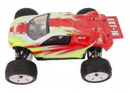Himoto EXT-16 1:16 4x4 2.4GHz RTR (HSP Hunter) - Czerwony (HI4183-18304)