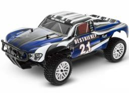 Himoto   Corr Truck 4x4 2.4GHz RTR HSP Rally Monster (HI4170-17092)
