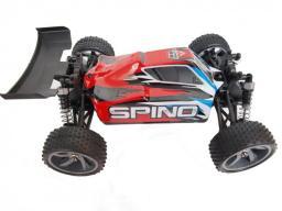 Himoto Samochód Elektryczny Spino V2 1:18 2.4GHz RTR Electric Off Road Buggy (E18XB-28729)