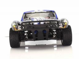 Himoto  Corr Truck Brushless 2.4GHz HSP Rally Monster Niebieski  (HI4170BL-17092)