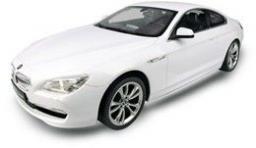 Rastar BMW 6 RASTAR 1:14 - Biały (RAS/42600-WHT)