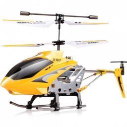 Syma S107G (zasięg do 15m, podczerwień, czas lotu do 8 minut) - Żółty (S107G-YEL)