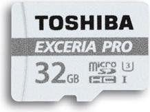 Karta MicroSD Toshiba EXCERIA PRO R95 32GB (THN-M401S0320E2)