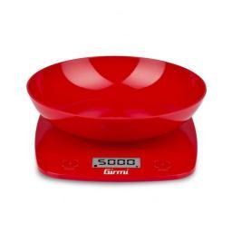 Waga kuchenna Girmi PS01 czerwona