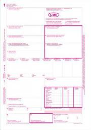 MICHALCZYK I PROKOP D CMR międzynarodowy list przewozowy 800-2