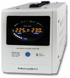 Qoltec Automatyczny stabilizator napięcia AVR 500VA (53893)