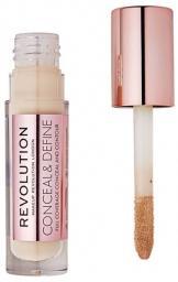 Makeup Revolution Conceal and Define Conceale Korektor do twarzy  C4 3.4 ml