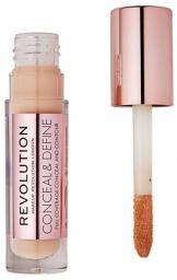 Makeup Revolution Conceal and Define Conceale Korektor do twarzy C10  3.4 ml