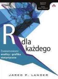 Język R dla każdego. Zaawansowane analizy i grafika statystyczna