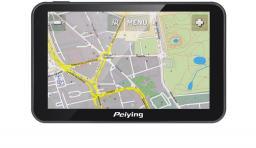 Nawigacja GPS LechPol satelitarna Peiying mapa (PY-GPS5014)