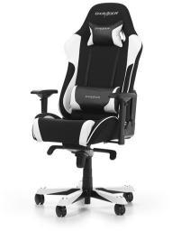Fotel DXRacer King Gaming Chair K11-NW  (black/white)
