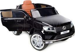 BABYMAXI Pojazd akumulatorowy na licencji VW Touareg czarny