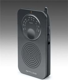 System AV Muse Muse M-01RS Pocket radio - M-01RS