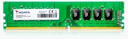 Pamięć ADATA DDR4, 4 GB, 2400MHz, CL17 (AD4U2400J4G17-R)