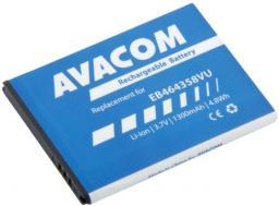 Bateria Avacom do Samsung S6500 Galaxy mini 2 Li-Ion 3,7V 1300mAh (GSSA-S7500-S1300)