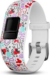 Smartband Garmin Vivofit jr. 2 Disney (Minnie Mouse) Biały