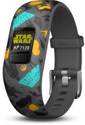 Garmin Vivofit jr. 2 Star Wars Czarno-żółty  (010-01909-11)
